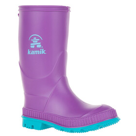 Kamik Stomp Rubber Boots Kids Dewberry